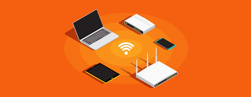 Various Devices Connected to WiFi