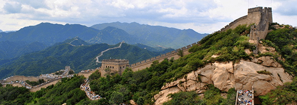 Use a VPN to get around Great Firewall of China