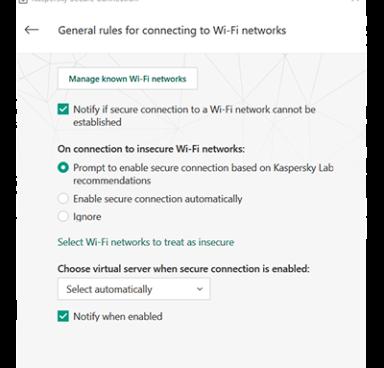 kaspersky security connection crack