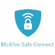 McAfee Safe Connect Logo in Our VPN Review