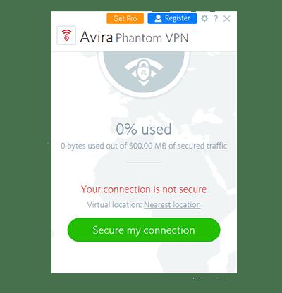 Avira Phantom Free VPN Review: December 2019 Test Results