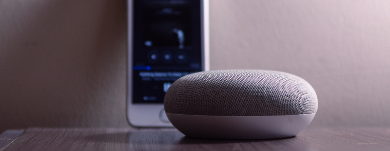 Smart speaker, iPhone and privacy?