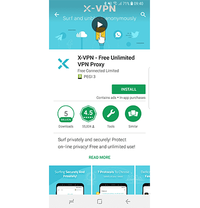 X-VPN Free Review: Why Is It Ranked #74 Out of 100 VPNs?