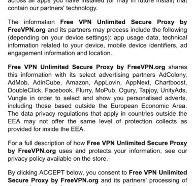 FreeVPN (by FreeVPN org) Review: One of the Worst VPNs