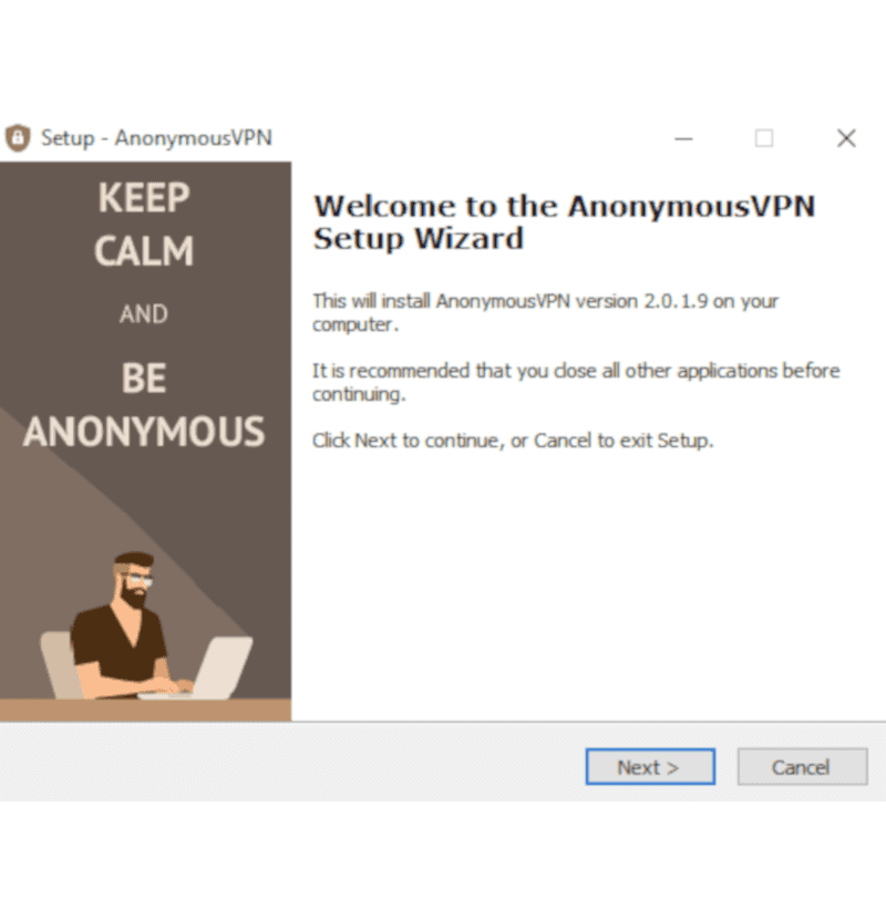 17 steps to being completely anonymous online