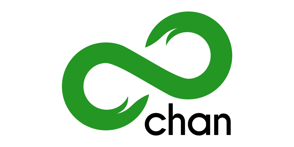 The 8chan logo