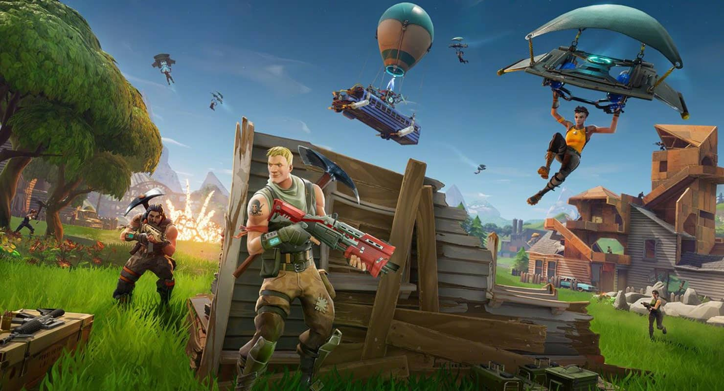 Fortnite Android App Investigation Spyware Risks - Header Image