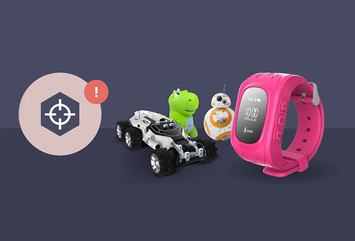 Smart Toys Report Header Image