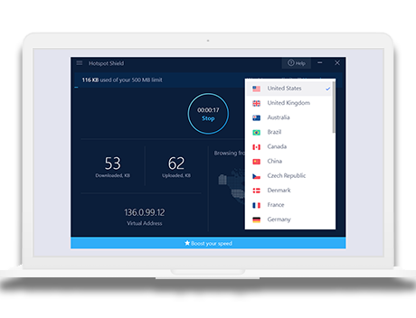 Hotspot Shield (Free) VPN Review: Bad for Privacy?