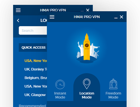 HideMyAss (HMA) VPN Review: Bad for Privacy (30-day Logs)
