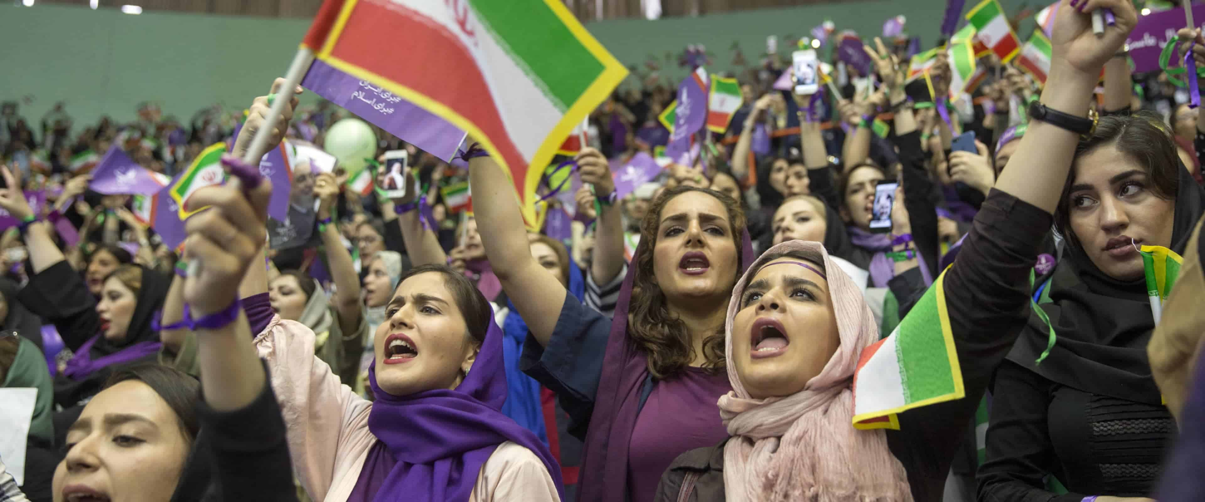 The Political Benefit of Instagram to Iran's Government