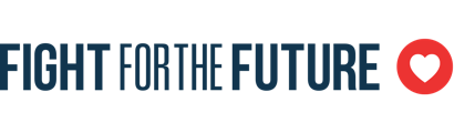 Logo of Fight for the Future