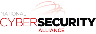 Logo of the National CyberSecurity Alliance (NCSA)
