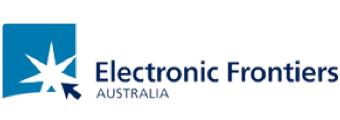 Logo of Electronic Frontiers Australia