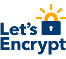 Logo of Let's Encrypt