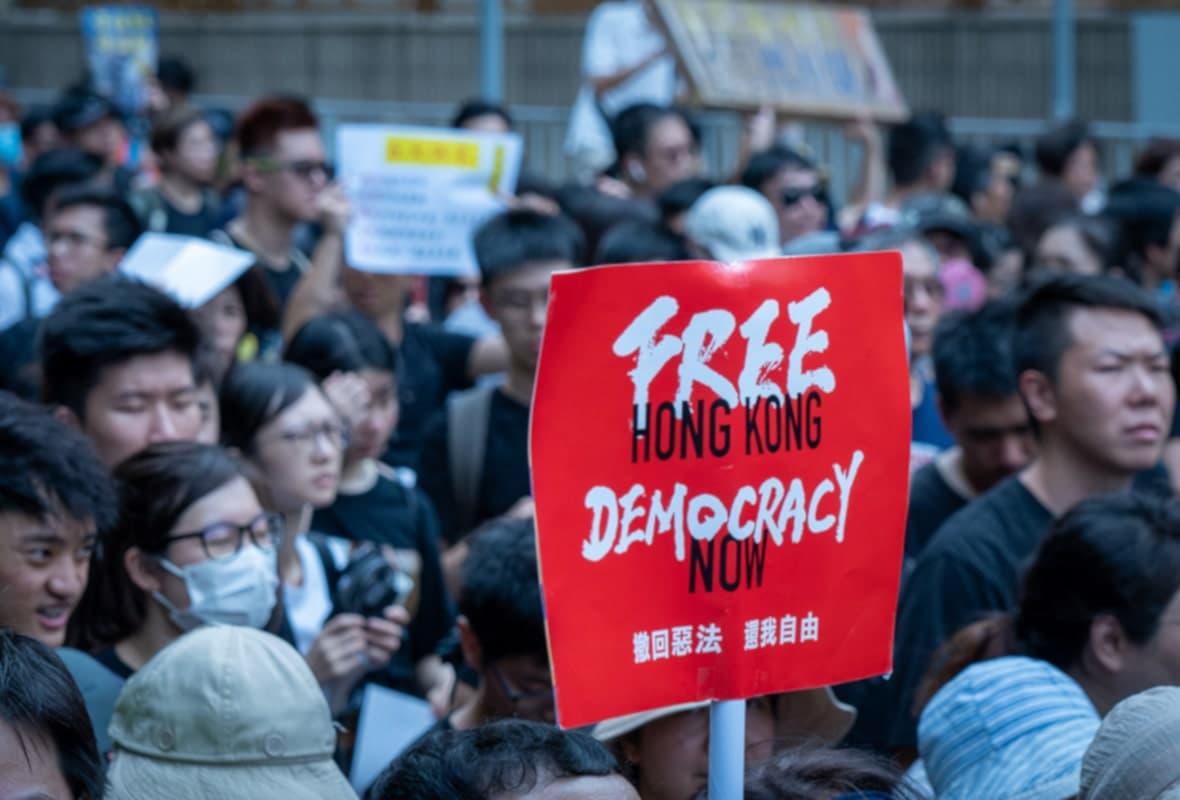 VPN Private Internet Access Blocked in Hong Kong