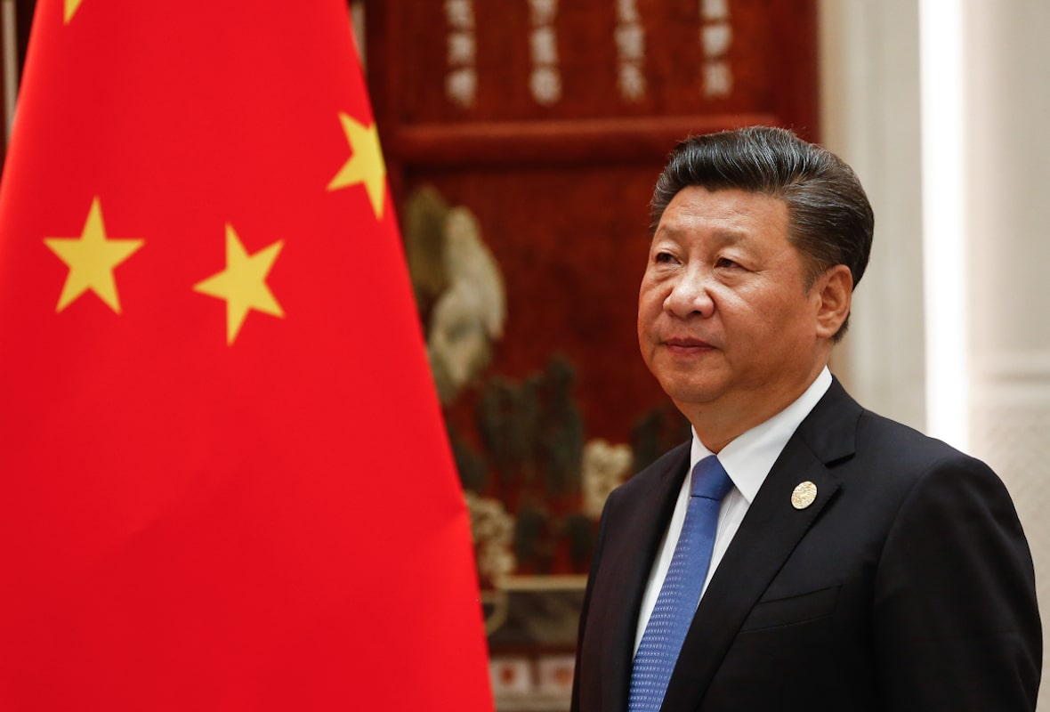 Photograph of Xi Jinping