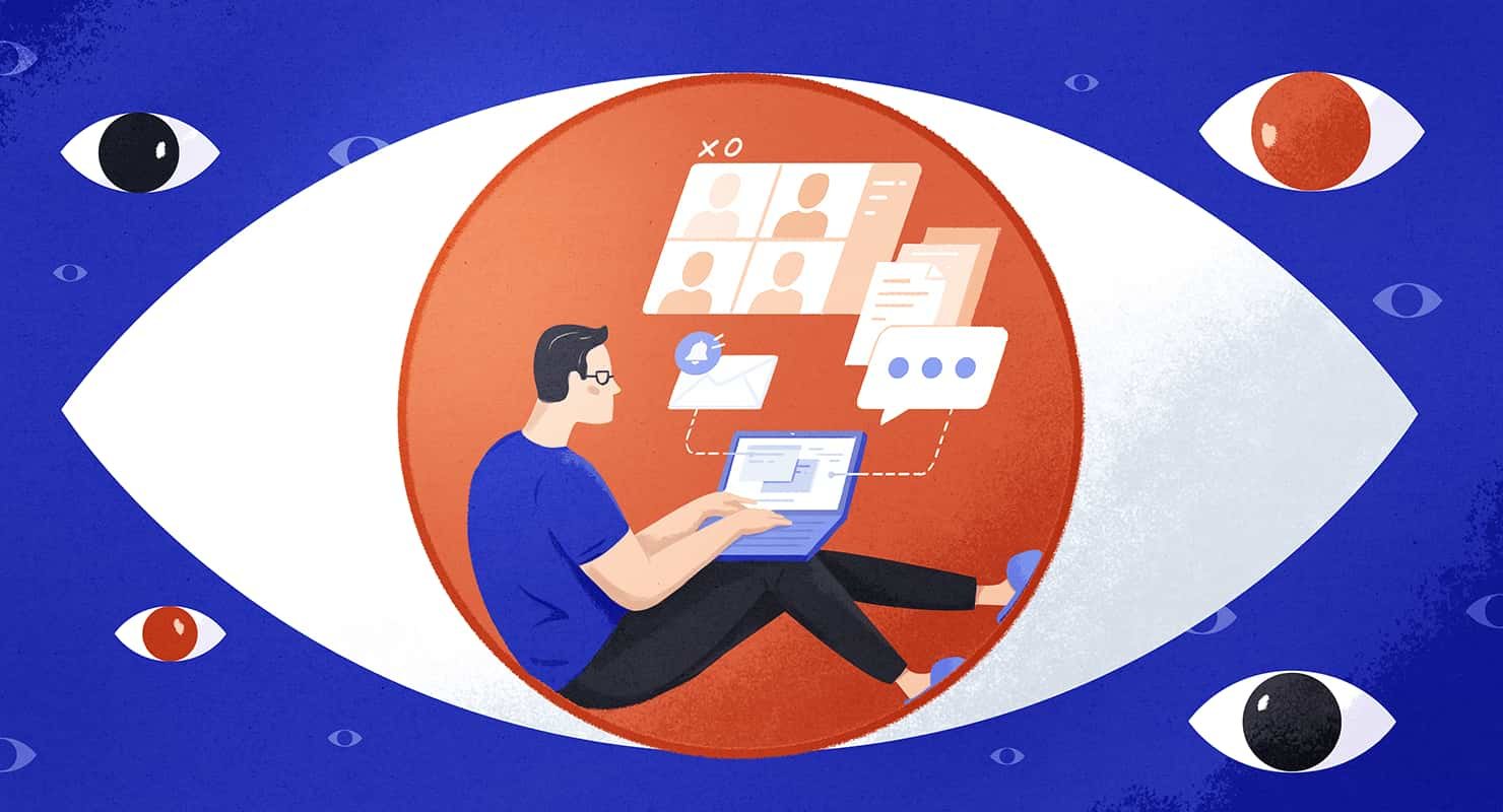 Employee Surveillance Software Demand up 55% Since Start of Covid-19 Lockdown