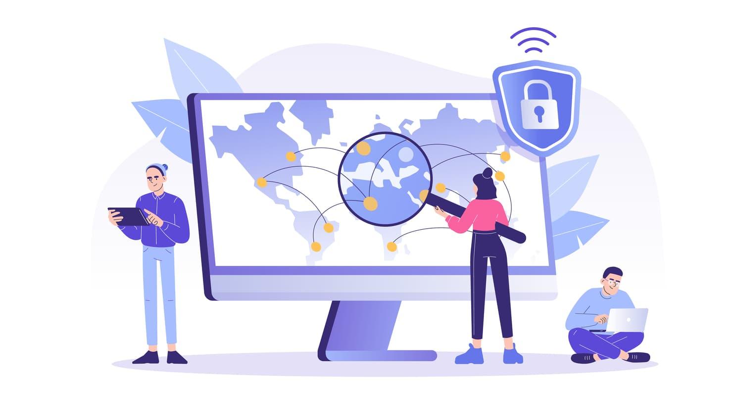 VPN Risk Index - Android Apps Header Image