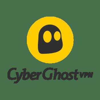 Cyberghost logo in our Top10VPN Cyberghost review